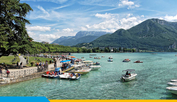 Chauffeur Lac Annecy Tourisme