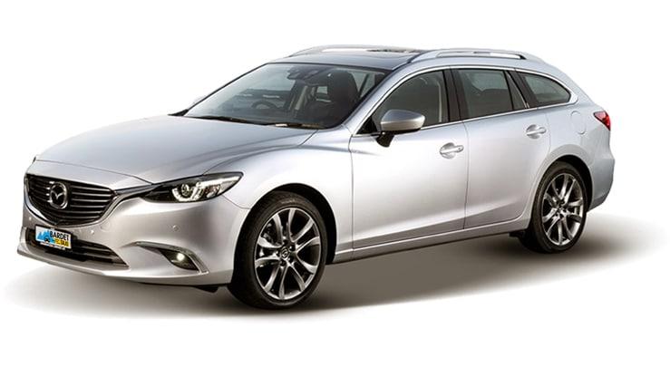 Taxi Transport Mazda 6 Wagon
