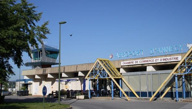Aéroport Annecy