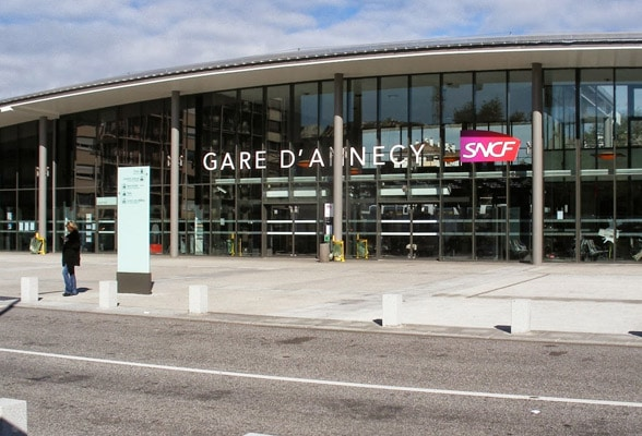 Gare Annecy