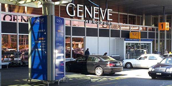 Taxi Aeroport Geneve
